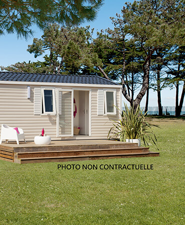 Camping Giens MOBILE HOME Grand Alizé